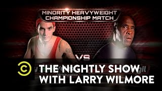 The Nightly Show - Racism in Wrestling - Ricky Velez