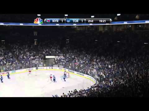 Let's Play NHL '15 with Toronto Frank: NYR vs TOR