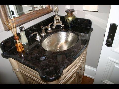 Small Bathroom Vanities with Tops