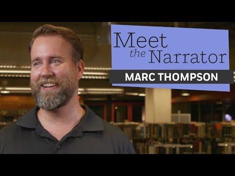 Meet the Audiobook Narrator: Marc Thompson (STAR WARS)