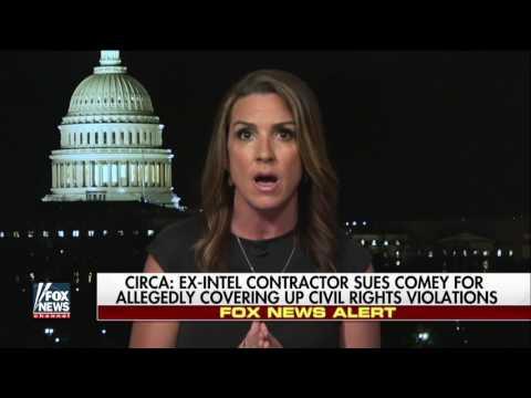 Circa News  Ex intelligence contractor sues Comey
