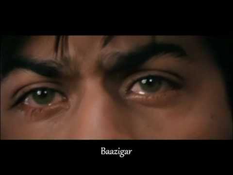 Shahrukh Khan-Koyla,Baazigar (traurig) - YouTube Baazigar Shahrukh Khan