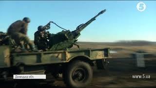 Навчання артилеристів в умовах наближених до бойових  репортаж з передової