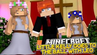 LITTLE KELLY EX BOYFRIEND JAY RUINS THE BALL! Minecraft Royal Family (Custom Roleplay)