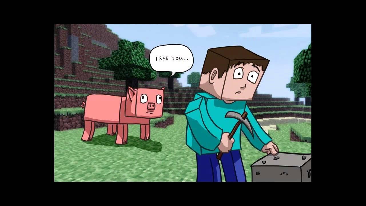 Imagenes geniales y graciosas de minecraft hd youtube thecheapjerseys Images