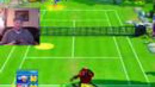 Sega Superstars Tennis Sinistermoon