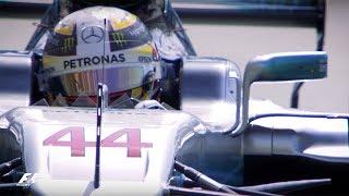 2017 Monaco Grand Prix: FP1 Highlights