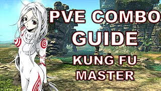 (Old) Blade and Soul Guide - Kung Fu Master PvE Combos