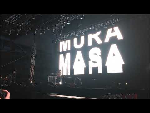 Mura Masa - Live at Air + Style Fest 3/3/2018