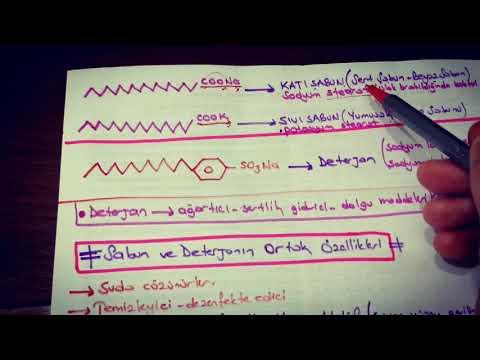 Kimya Her Yerde 1(Temizlik Maddeleri)