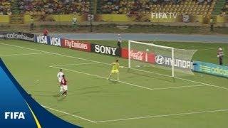 Mohamed Ibrahim hat-trick lifts Egypt