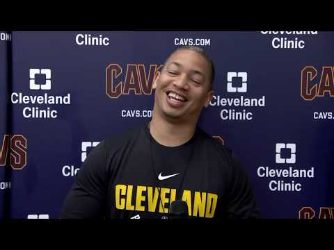 Tyronn Lue talks Dwyane Wade and Cavaliers   ESPN