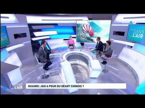 Huawei : qui a peur du géant chinois ? #cdanslair 07.02.2019