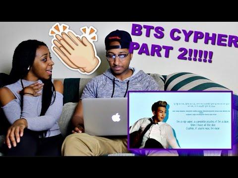 Couple Reacts : BTS Cypher Part 2 Reaction!!!