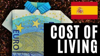 Cost of living - Spain