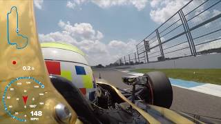 Indy Racing Experience - Road Course Ride!