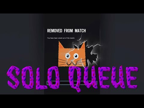 Rainbow Six Siege - Ranger Lonesome & the Wilderness of Solo Queue