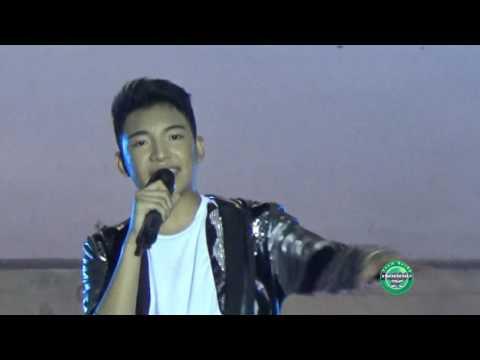 Darren Espanto's Thanksgiving Concert in Bambang NV -  Despacito