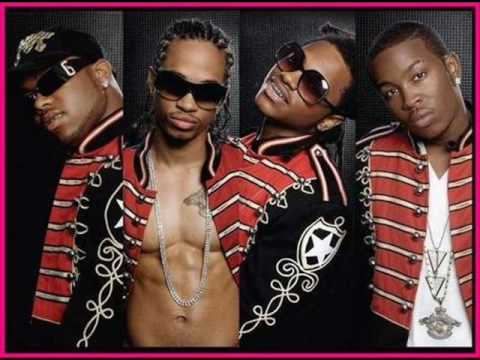 Pretty Ricky Love Like Honey chopped & screwed