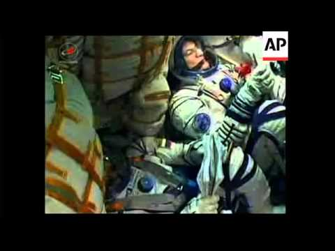 4:3 Soyuz crew blasts off on space station mission