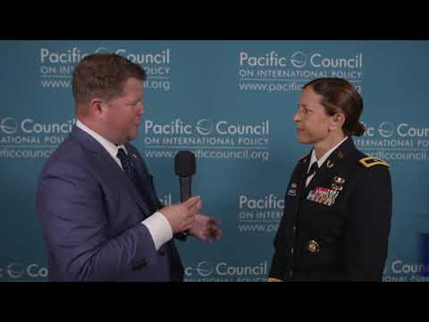 PolicyWest Interview: Brigadier General Susan Kay Escallier