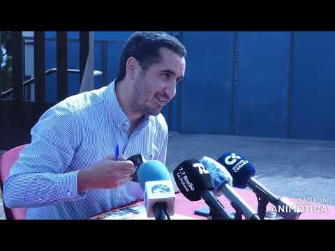 Antona y Pérez Sicilia presentan más de 300 iniciativas en el Senado en las que está muy presente La Palma.