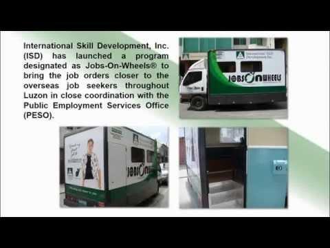 ISD's Jobs-On-Wheels