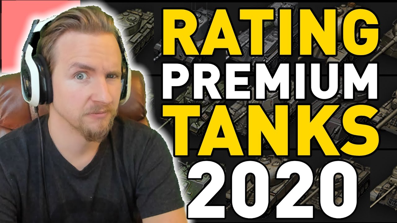 Rating All Tier 8 Premium Tanks In World Of Tanks Youtube