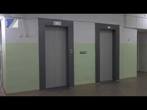 Новые лифты во второй поликлинике