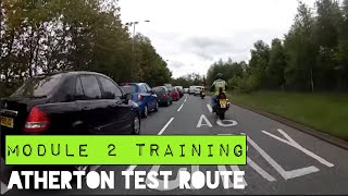 Pass 1st Time - DAS - Module 2 - Test Route - Atherton