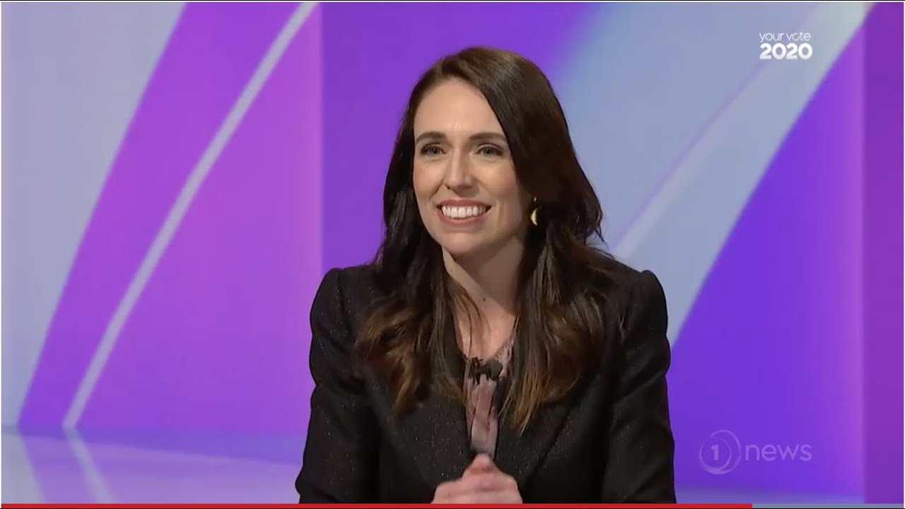 #Highlights: Jacinda Ardern's closing statement at the final TVNZ Leaders' Debate