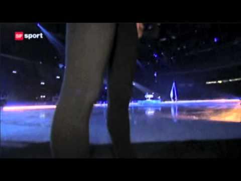 Sport Aktuell 2009 - Art on Ice im Hallenstadion Zürich