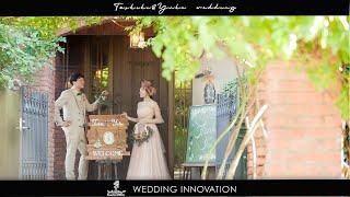 TOSHIKI & YUKA WEDDING produce by WEDDINGINNOVATION