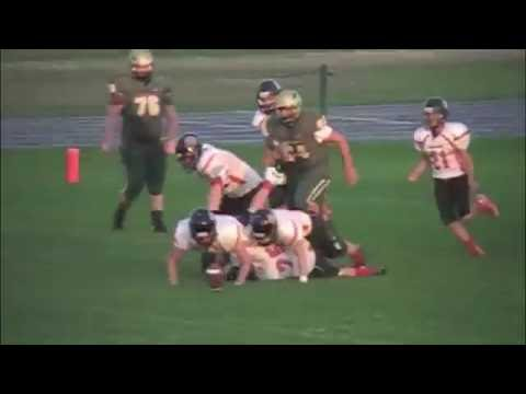 Dexter JV Bearcats vs Malden Aug 22 2016