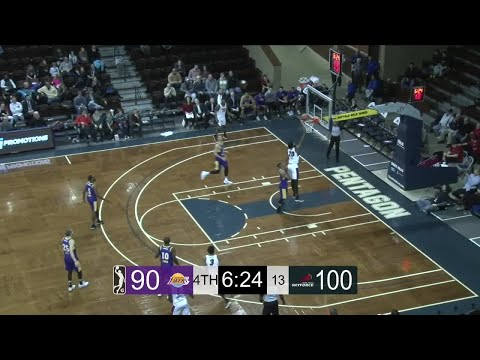 Larry Drew II (29 points) Highlights vs. South Bay Lakers