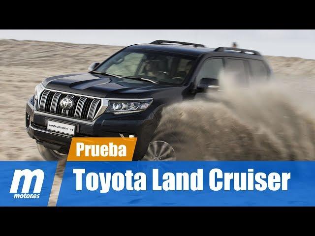 Toyota Land Cruiser | Prueba en Namibia | Review en español