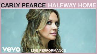 Смотреть клип Carly Pearce - Halfway Home