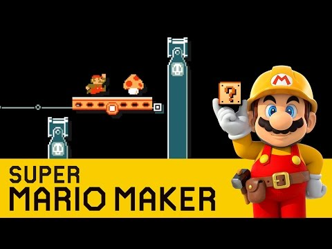 Super Mario Maker - Small Is Cool