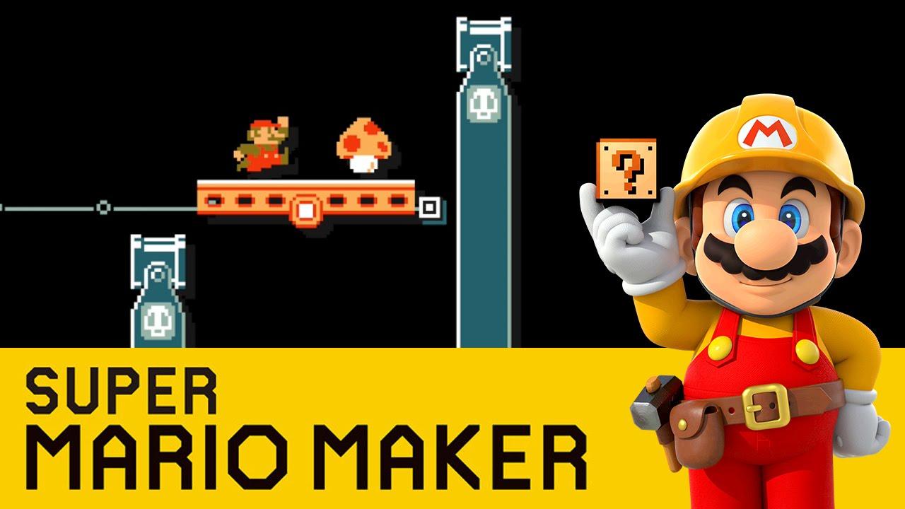 super mario maker small