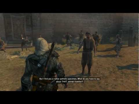 Assassin's Creed Revelations: Ezio recruits Zevran