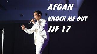 Java Jazz Festival 2017 Afgan Knock Me Out