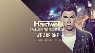 Video Hardwell feat. Alexander Tidebrink - We Are One [OUT NOW!] download MP3, 3GP, MP4, WEBM, AVI, FLV Juli 2018