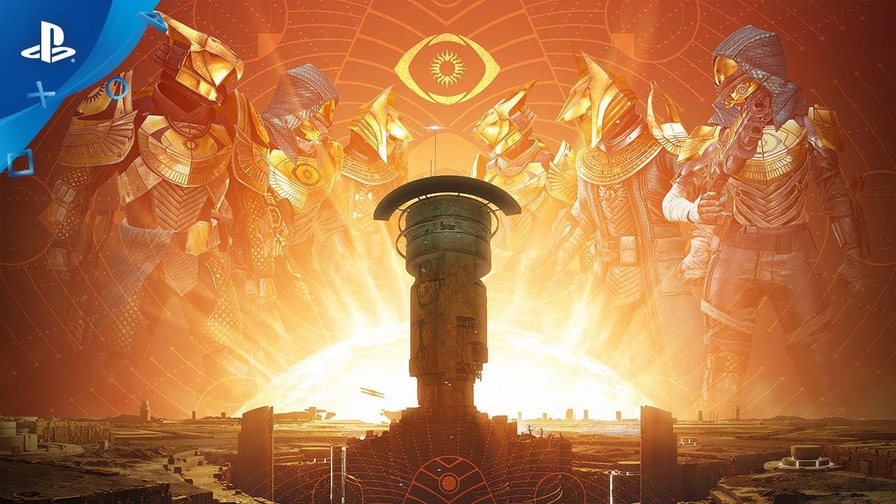 Assistir - Destiny 2: Temporada dos Dignos – Desafios de Osíris – Trailer de jogada | PS4 - online