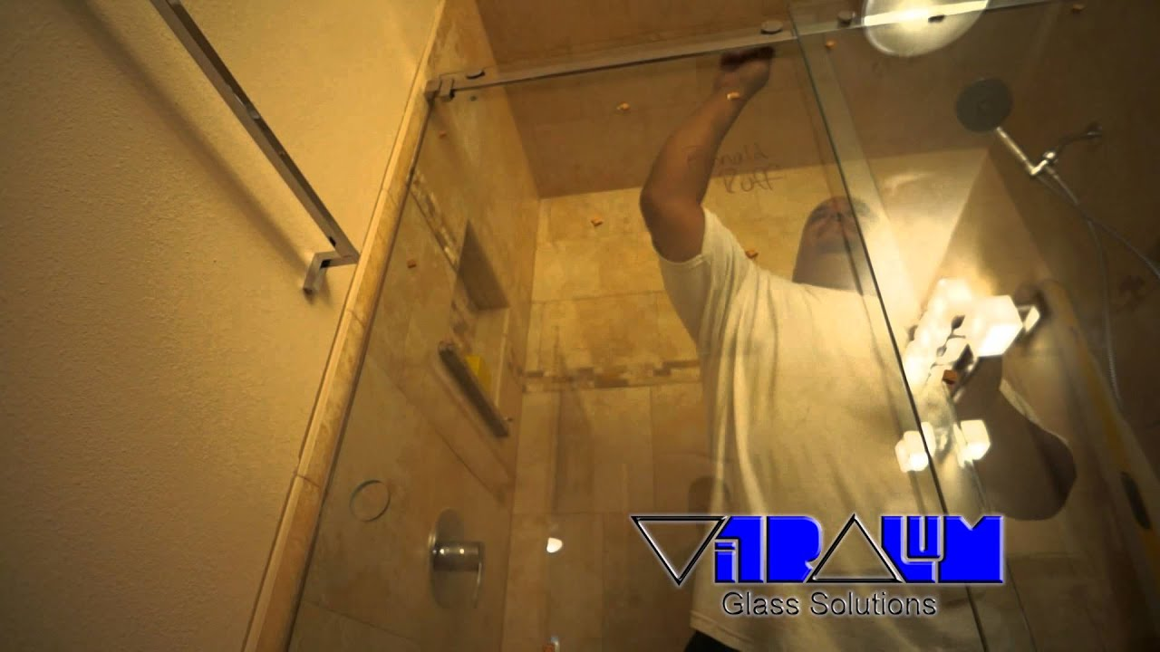 Vitralum Glass Solutions, Aqua Glider sliding shower enclosure ...
