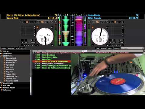 Harlem Shake - Trap Mix (Serato Scratch...