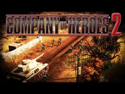 Company of Heroes 2 ToW: Schildkroteberg DONE!