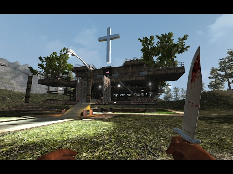 7 Days to Die   Floating Fortress   Day 154 Blood Moon