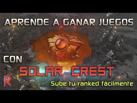 ⚡ Como ganar tus partidas fácilmente con SOLAR CREST - Raizon Dota