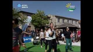 "Baixar Hi-Fi - ""Can u feel it?"" -  RTP1 VERÃO TOTAL - 2012"