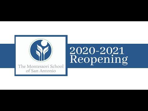 The Montessori School of San Antonio: Head of School